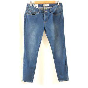 Mountain Khakis Womens Genevieve Skinny Jeans 10P